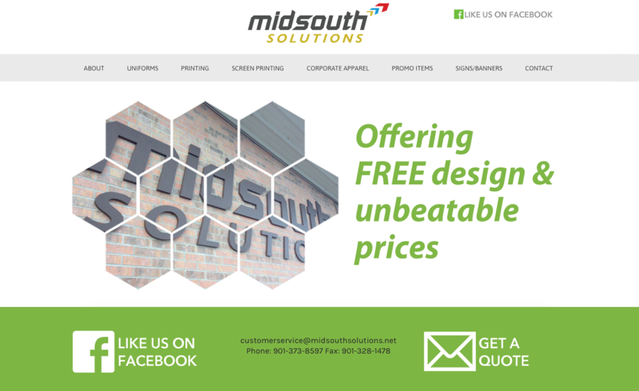 Midsouth Solutions Screenshot